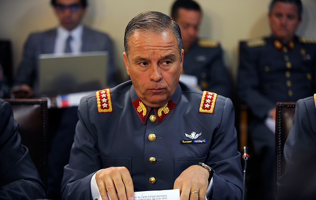 AC Inversions: General Oviedo envió circular en enero a todas las unidades del Ejército