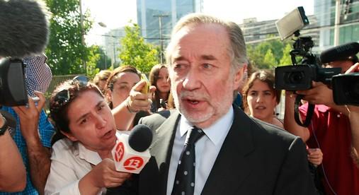 Penta: Novoa pide al tribunal devolución de un