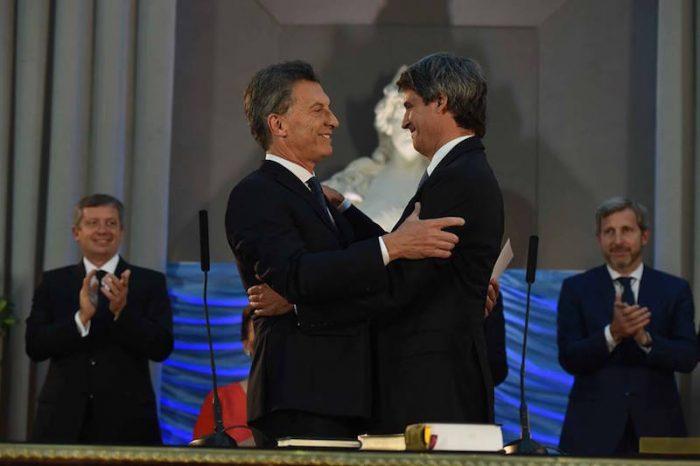 Los muchachos de JPMorgan y Deutsche Bank son los que dirigen la nueva Argentina