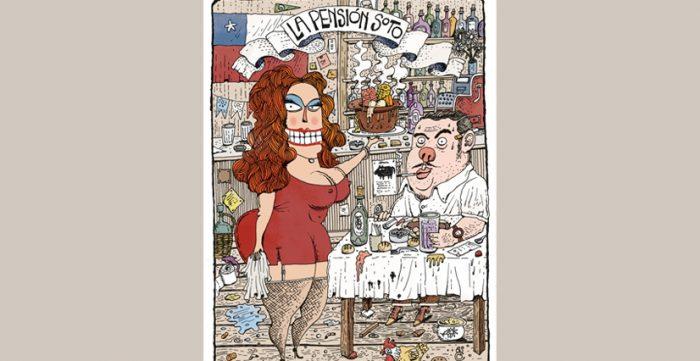 """Comida típica, postales del sur y patrimonio material retratan la identidad chilena en exposición """"El sur es mi norte"""""""