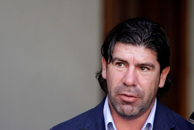 Marcelo Salas sufre robo en su casa