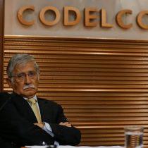 Nelson Pizarro dice que Codelco está viviendo los momentos más difíciles de su historia