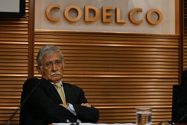Se acabó la era de Nelson Pizarro en Codelco: Octavio Araneda será el próximo presidente ejecutivo