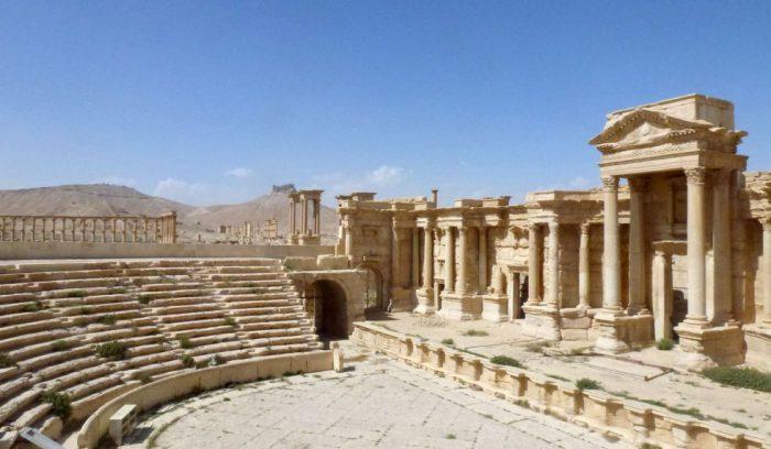 Ejército de Siria recupera Palmira, tras 10 meses bajo el yugo del Estado Islámico