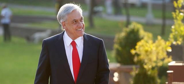 Privilegio presidencial: Piñera declara en su casa como testigo por caso royalty minero
