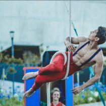 """Obra de circo contemporáneo """"Sonata"""" en Matucana 100, hasta el 3 de abril"""