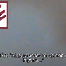 [Video] La desgarradora confesión de un Carabinero en tribunales de familia:
