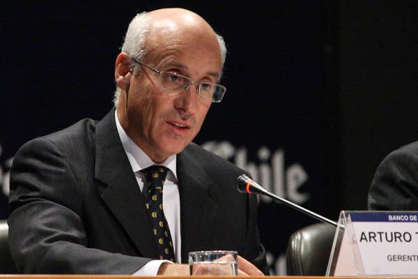 Arturo Tagle deja gerencia general de Banco de Chile tras seis años en el cargo y asume Eduardo Ebensperger
