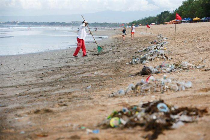 Asia, primer contaminador de plásticos de los océanos
