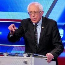"""Bernie Sanders en el debate demócrata: """"EE.UU. ha derrocado Gobiernos por todo el mundo, en Chile, Guatemala e Irán"""""""