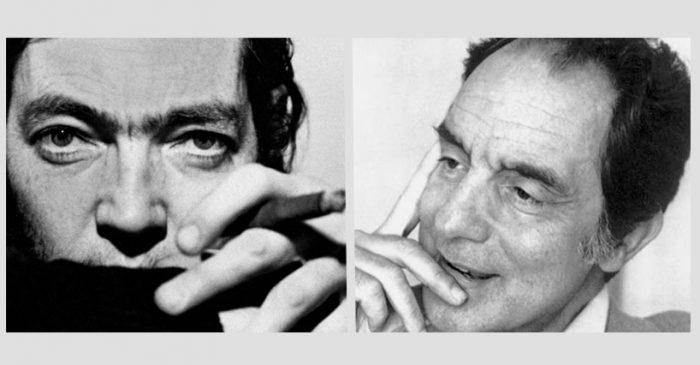 Conferencia sobre Italo Calvino y Julio Cortázar de Jèssica Pujol Duran en Salón IDEA de IDEA-USACH, 22 de marzo