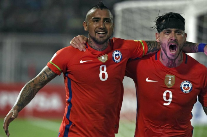 Fiesta en Barinas: Chile golea a Venezuela 4-1