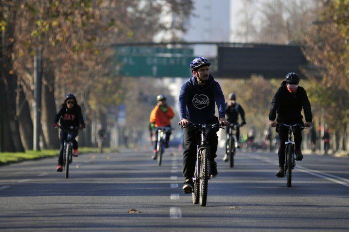 Senda: control preventivo de drogas también se aplicará a ciclistas
