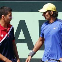 Copa Davis: Chile gana el dobles y se queda con la serie ante República Dominicana