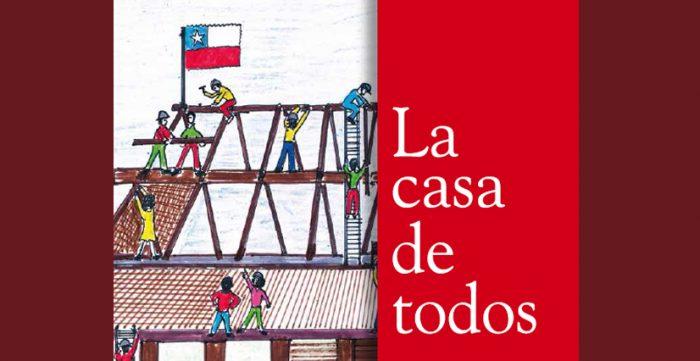 """El fracaso del libro """"La casa de todos"""" según Gonzalo Rojas Sánchez"""