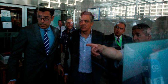 Longueira declaró por más de tres horas en calidad de testigo por caso Corpesca