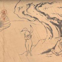 [Video] Estudio Ghibli da vida al manga más antiguo del mundo