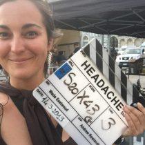 Entre cables y tuercas: el mundo de Melina Frías en las superproducciones de cine