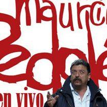 Concierto de Mauricio Redolés & banda en vivo en Sala SCD del Barrio Bellavista, 8 de abril