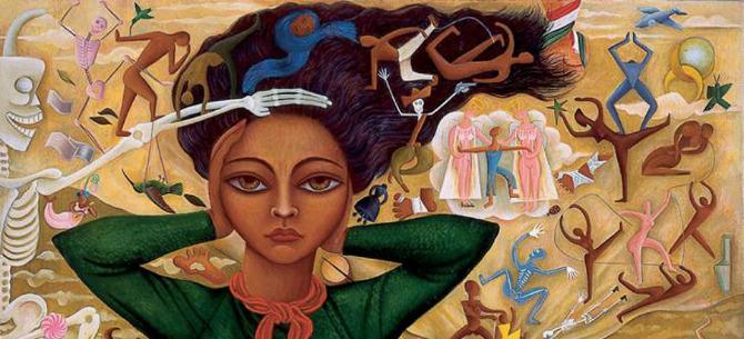 Mujeres en el Arte: Nada que celebrar