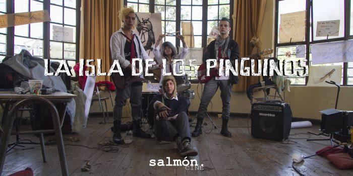"""A diez años de la revolución secundaria: Filme """"La Isla de los Pingüinos"""" muestra el """"lado b"""" del movimiento estudiantil"""