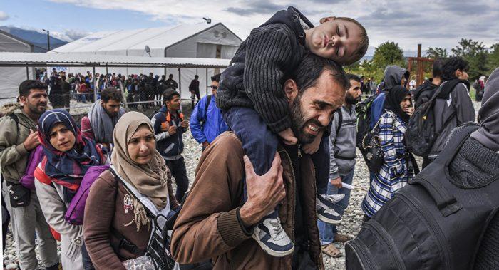 Bruselas presentará documento que avala el derecho a pedir asilo en Europa