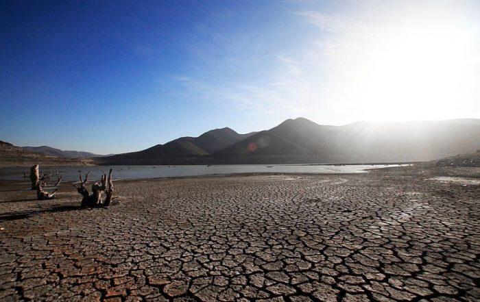 Atlas del Agua de la DGA muestra crítica situación hídrica en Chile
