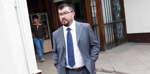 Fiscal del caso Caval Sergio Moya: