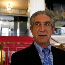 Tarud reitera al gobierno evaluar el retiro de Chile del Pacto de Bogotá