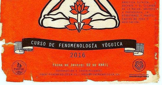 Dictan curso semestral de fenomenología yóguica