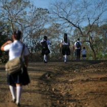 Por qué hay niñas en Nicaragua que temen ir al baño en la escuela