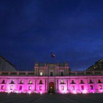 Movilh pide a Bachelet iluminar La Moneda con colores de la diversidad para el día contra la homofobia
