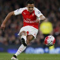 Un doblete de Alexis Sánchez permite al Arsenal recuperar el tercer puesto en la Premier