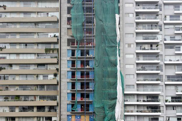 La construcción en Perú ha entrado en recesión.