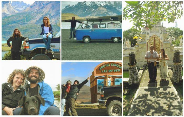 Cinco historias de chilenos que te convencerán de dejarlo todo e irte a viajar