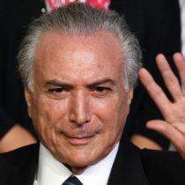 Tribunal electoral absuelve a Temer y Rousseff en una ajustada votación