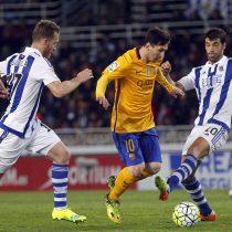Barcelona vuelve a caer ante la Real Sociedad y reaviva la Liga