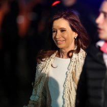 Cristina K se compara con próceres argentinos y dice que no es el único caso de una ex Presidenta