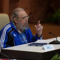 Fidel Castro reaparece en público: