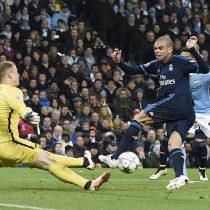 Hart frena al Real Madrid en Manchester. Empatan sin goles
