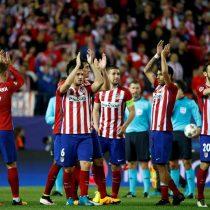 1-0. El Atlético golpea, resiste y vence