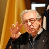 Fernando Montes en misa por Aylwin: