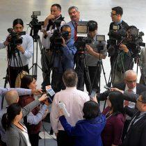 Periodistas acreditados del Congreso rechazan proyecto de