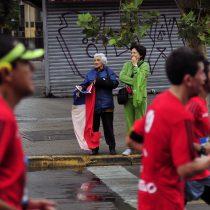 [Fotos] Las mejores postales que dejó la Maratón de Santiago