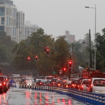 Temporal que inundó Santiago llega a España: acciones de la constructora Sacyr  entre las que más cayeron bolsa de Madrid