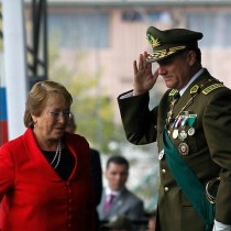 [Galería] Bachelet asistió al aniversario 89 de Carabineros de Chile