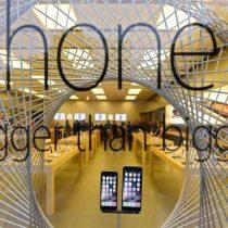 Ventas de iPhones se desploman por primera vez en la historia y las utilidades de Apple registran la primera caída trimestral desde 2003