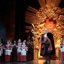 "Exhibición de Tosca en ""Ópera para todos"" en Centro Arte Alameda, 24 de abril"