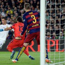 El Real Madrid se lleva el Clásico en el Camp Nou