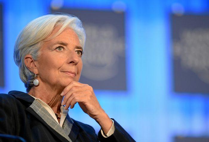 Christine Lagarde: Recuperación económica mundial gana impulso